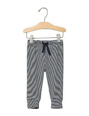 GAP Baby Print Banded Pants