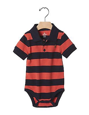 GAP Baby Brannan Polo Bodysuit