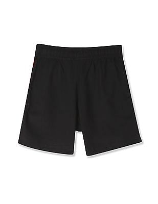Day 2 Day Boys Drawstring Waist Knit Shorts