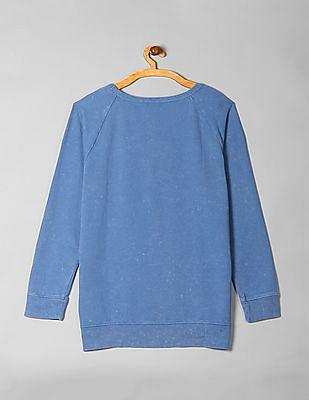 GAP Long Sleeve Vintage Sweatshirt