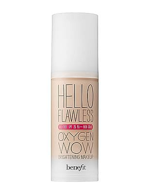 Benefit Cosmetics Hello Flawless Oxygen Wow Liquid Foundation - Cheers To Me