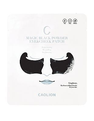 Caolion Magic Black Powder Eye & Cheek Patch