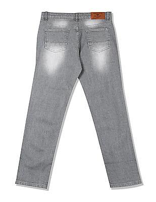 Cherokee Boys Slim Fit Rinsed Jeans