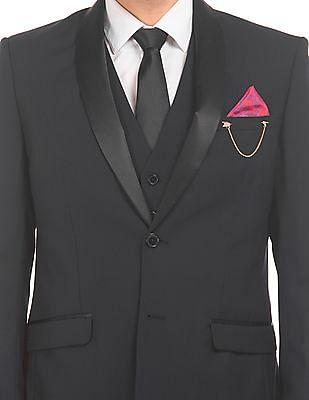 Arrow Single Breasted Three-Piece Suit