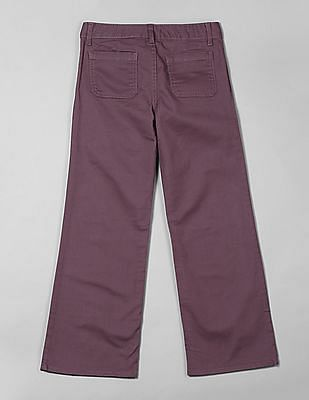 GAP Girls Pink 1969 Serious Stretch Flare Jeans
