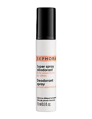 Sephora Collection Deodorant Spray with Lemon Essential Oil
