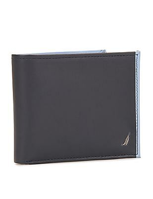 Nautica Leather Bi-Fold Wallet