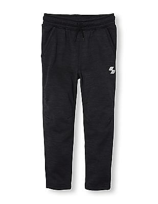 The Children's Place Boys Place Sport Space Dye Fleece Pants