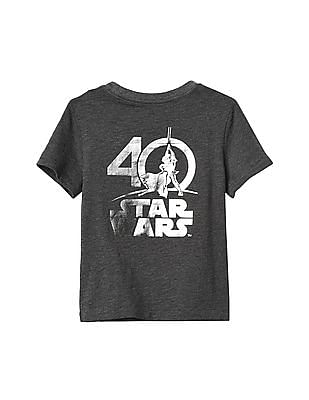 GAP Baby Star Wars Graphic Slub Tee