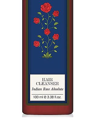 FOREST ESSENTIALS Hair Cleanser With Indian Rose Absolute - Normal Towards Dry Skin
