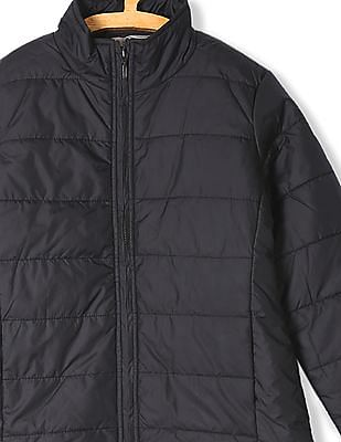 Cherokee Quilted Puffer Jacket