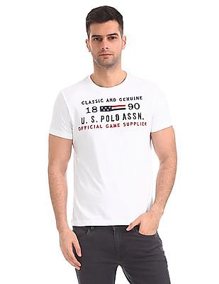 U.S. Polo Assn. Regular Fit Embroidered T-Shirt