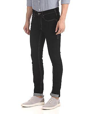 Flying Machine Jackson Skinny Fit Rinsed Jeans