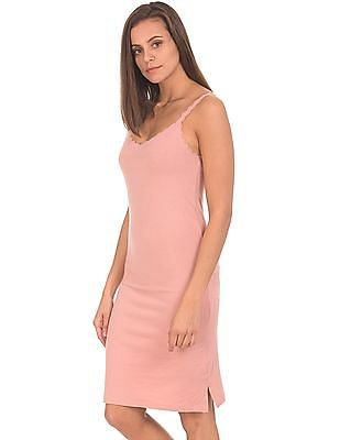Unlimited Solid Longline Camisole