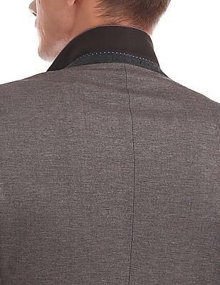 Arrow Newyork Zero Calorie Slim Fit Single Breasted Blazer