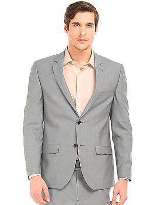 Arrow Regular Fit Two Piece Suit