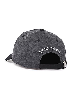 Flying Machine Colour Block Panelled Cap