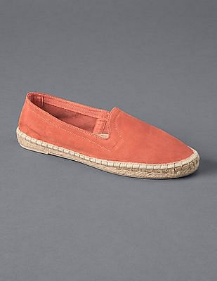 GAP Suede Loafer Espadrilles