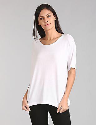 GAP Softspun Scoop Neck T-Shirt