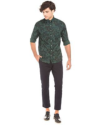 Gant Tropical Print Regular Fit Shirt