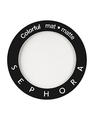 Sephora Collection Colorful Mono Eye Shadow - 201 Let It Snow
