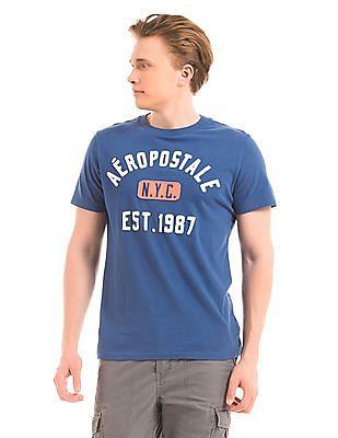 Aeropostale Applique Front T-Shirt