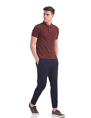 U.S. Polo Assn. Regular Fit Printed Polo Shirt