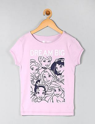 GAP Girls Disney Princess Capri Pj Set