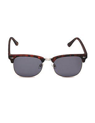 Aeropostale Half Frame Tortoiseshell Sunglasses