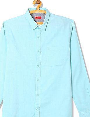 Izod Slim Fit Oxford Shirt