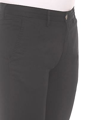 U.S. Polo Assn. Flat Front Slim Fit Trousers