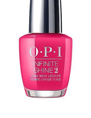 O.P.I Infinite Shine Longwear Lacquer - Strawberry Margarita
