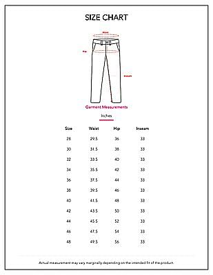 Izod Solid Slim Fit Twill Trousers