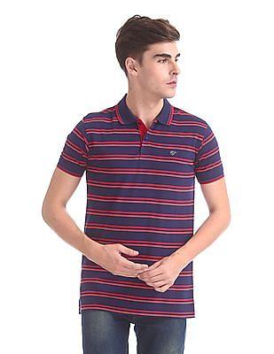 Ruggers Regular Fit Short Sleeve Polo Shirt