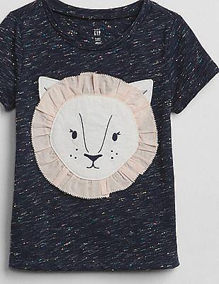 GAP Baby Flappy Graphic Short Sleeve T-Shirt