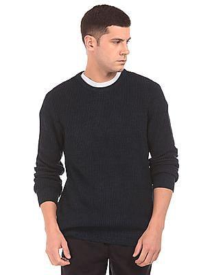 Aeropostale Regular Fit Marled Sweater