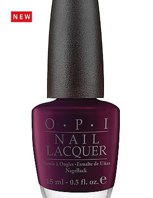 O.P.I Nail Lacquer - Black Cherry Chutney