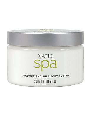 NATIO Coconut And Shea Body Butter
