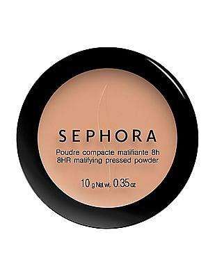 Sephora Collection 8 Hour Mattifying Pressed Powder - 50 Mocha