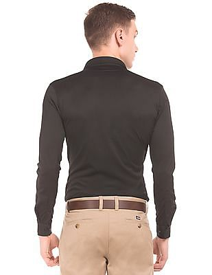 Arrow Newyork Super Slim Fit Knit Shirt