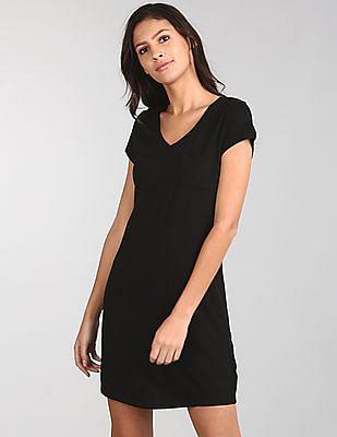 036ffecdd8f Buy Women Short Sleeve Pocket T-Shirt Dress online at NNNOW.com