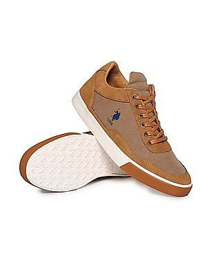 U.S. Polo Assn. Canvas Lace Up Sneakers