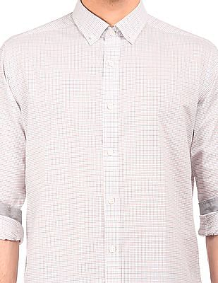 Nautica Button Down Check Shirt