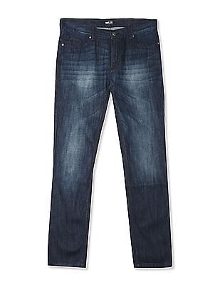 Newport Low Rise Stone Washed Jeans