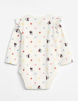 GAP Baby Disney Minnie Mouse Bodysuit