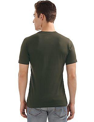 Colt Printed Crew Neck T-Shirt