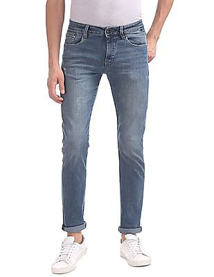 Nautica Mid Indigo Stretch Denim
