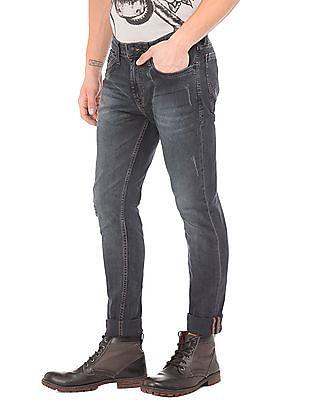 Ed Hardy Dark Wash Slim Fit Jeans