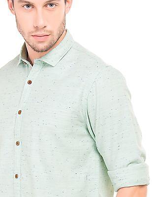 Cherokee Contemporary Fit Slub Shirt