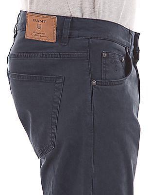 Gant Regular Straight Fit Twill Jeans